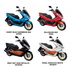 Set Stickers Honda PCX 125/150 v3 2017