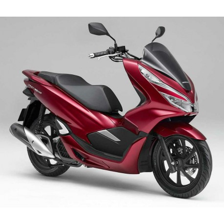 Set Body Fairing Red Honda PCX 125/150 v4 2018 2019 2020