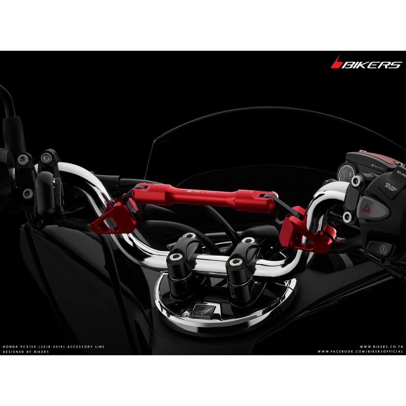Cross Bar Bikers Honda Pcx 125 150 V4 2018 2019