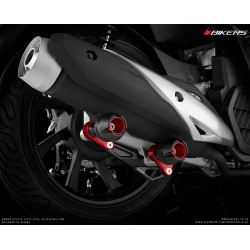 Protection Echappement Bikers Honda PCX 125/150 v4 2018 2019 2020