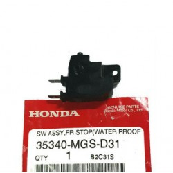 Switch Front Stop Honda PCX 150 v3 v4 35340-MGS-D31