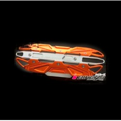 Exhaust Cover Bikers Honda...