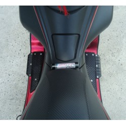 Foot Plates with Extra Protection Bikers Honda PCX 125 v1 (2010-2011-2012)