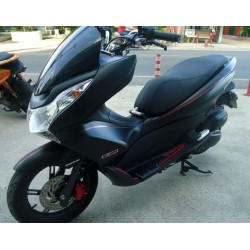 Set Stickers Black Edition Honda PCX 125/150 v2