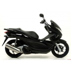 Set Body Fairing Black Honda PCX 125/150 v1 v2