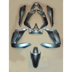 Set Body Fairing Silver Honda PCX 125/150 v1 v2