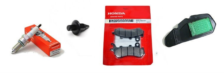 Original Spare Maintenance Parts Honda PCX v3 2014 2015 2016 2017