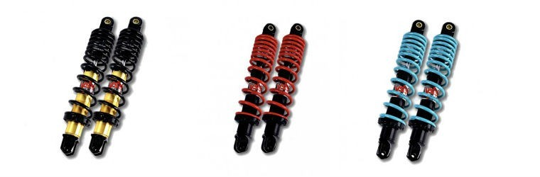 YSS Gaz Shocks Absorber  Honda PCX 125 and 150 v2 2012 2013